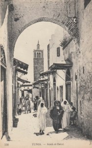 TUNIS.-Souk-el-Belat , 00-10s