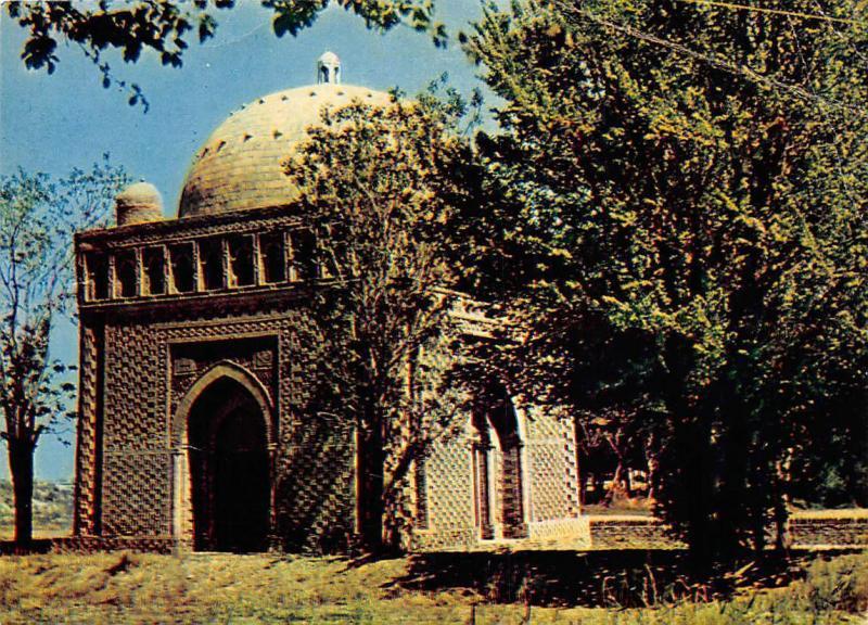 Uzbekistan Buxoro, Bukhara Mausoleum of Ismail Samani Monument