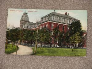 Sisters` Hospital , Buffalo, N.Y.