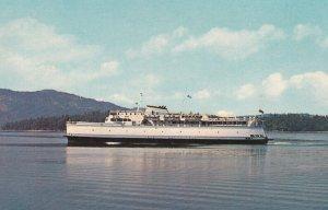 British Columbia Ferry, 1940s to Present
