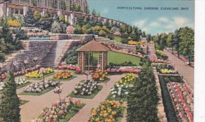 Ohio Cleveland Horticultural Gardens 1940