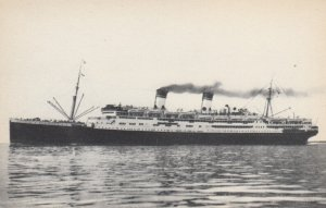 Ocean Liner S.S. CONTE GRANDE , Italia Line , 20-30s