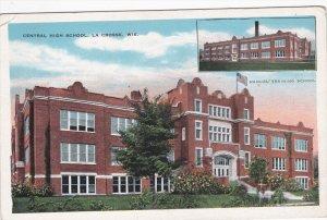LA CROSSE , Wisconsin , High SChool , 1910s