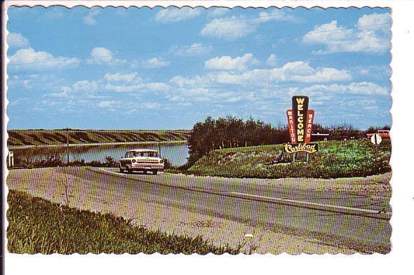 Manitou Beach, Watrus, Saskatchewan, Used in Moose Jaw, 1970's