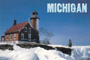 Eagle Harbor Lighthouse Michigan