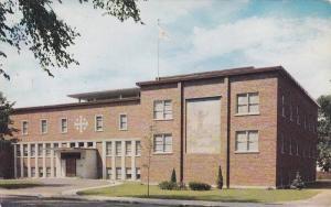 Exterior view,  Commissariat de Terre-Sainte,  Ottawa,  Canada,    PU_40-60s