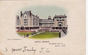 New Jersey Atlantic City Hotel Dennis sk1965