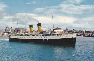 The C.P.R.  Ferry,  Princess Marguerite,  Victoria, B.C.,   Canada,  40-60s
