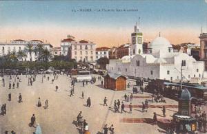 Algeria Alger La Place du Gouvernement