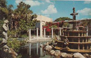 Florida Clearwater This Beautiful Fountain At Kapok Tree Inn Was Inspired By ...