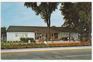 Information Center Soo Locks, SAULT STE. MARIE, Michigan, 40-60´s