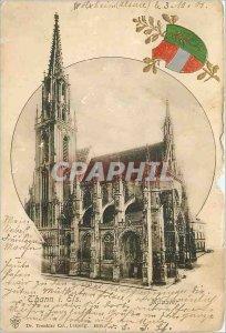 Old Postcard Thann Munster i Els