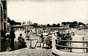 CPA AK Djidjelli Terrasse du Casino ALGERIE (786891)