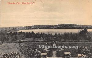 Lake View Kiamesha Lake NY 1909