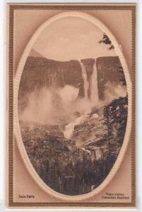 Twin Falls, Yoho Valley
