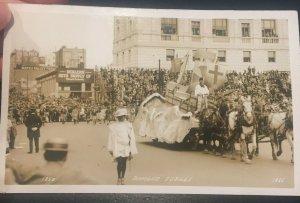 Diamond Jubilee Parade 1925 San Francisco CA Vintage Photo Postcard *E38