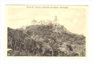 Serra De Cintra e Palacio Da Pena, Portugal, 1900-1910s