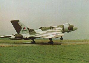 Military Aviation Postcard - Vulcan B MK2 XM 594 Aeroplane    RR9826