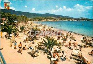 Postcard Modern Mallorca Palma Nova Beach