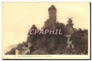 Postcard Old Hochk?nigsburg Cote is