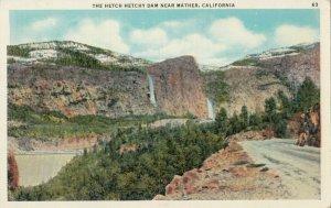 MATHER , California , 1910s ; Hetch Hetchy Dam