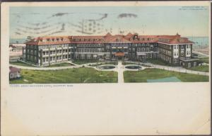 GULFPORT MS - STRIKING view of the Great Southern Hotel, 1910s - DEMOLISHED