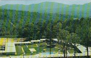 North Carolina Asheville Howard Johnsons Motor Lodge & Restaurant