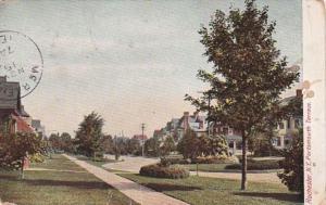 New York Rochester Portsmouth Terrace 1907