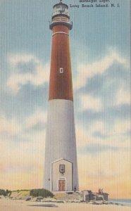 New Jersey Long Beach Island Barnegat Lighthouse sk2609