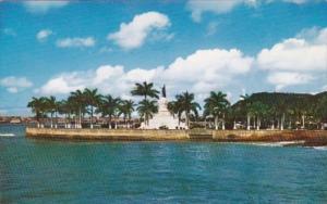 Panama Statue Of Vasco Nunez de Balboa