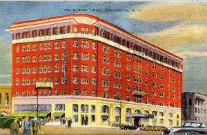 North Carolina Greensboro The O'Henry Hotel