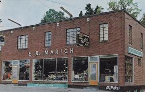 BRISTOL , New Brunswick , Canada 50-60s; Marich´s Country Store