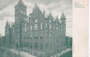 Pennsylvania Harrisburg High School