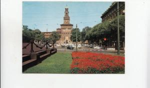 BF29714 milano castello sforzsco   italy front/back image
