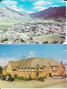 US - Jackson, Wyoming - Two Cards
