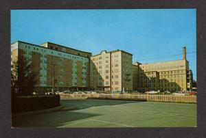 PQ L'Hopital de RIMOUSKI QUEBEC CANADA Hospital Postcard Carte Postale QC