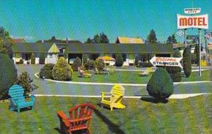 Inter-City Motel South Burnaby Vancouver Canada