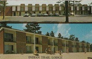 TRAVERSE CITY , Michigan, 1950-60s ; Indian Trail Lodge