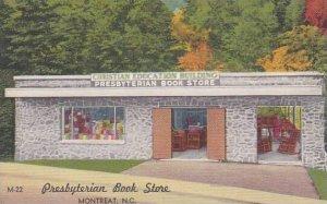 North Carolina Montreat Presbyterian Book Store Albertype