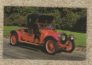 Delauney-Belleville 1912 Classic Car Automobile Post Card Unused