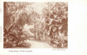 china, HONG KONG, Public Gardens (1899) Photo Mee Cheung