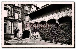 Old Postcard Toulouse Hotel Assezat Gallery