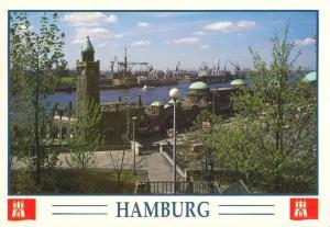 Germany, Hamburg, 1980s stamped, unused Postcard
