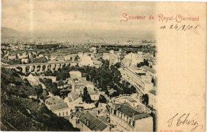 CPA Souvenir de ROYAT-CLERMONT (244895)