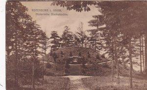 Germany Rotenburg Im Hann Historische Bischofshoehe sk3827