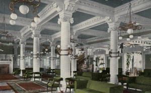 VICTORIA , British Columbia , 00-10s ; Empress Hotel , Interior