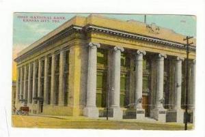 First National Bank, Kansas City, Missouri, PU-1911