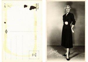 CPA AK Doris Day FILM STAR (554693)