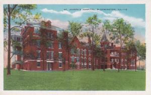 Illinois Bloomington St Joseph's Hospital