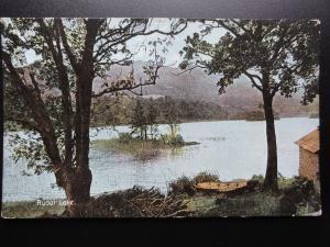 Cumbria: Rydal Lake c1911 - Pub by Shurrey's